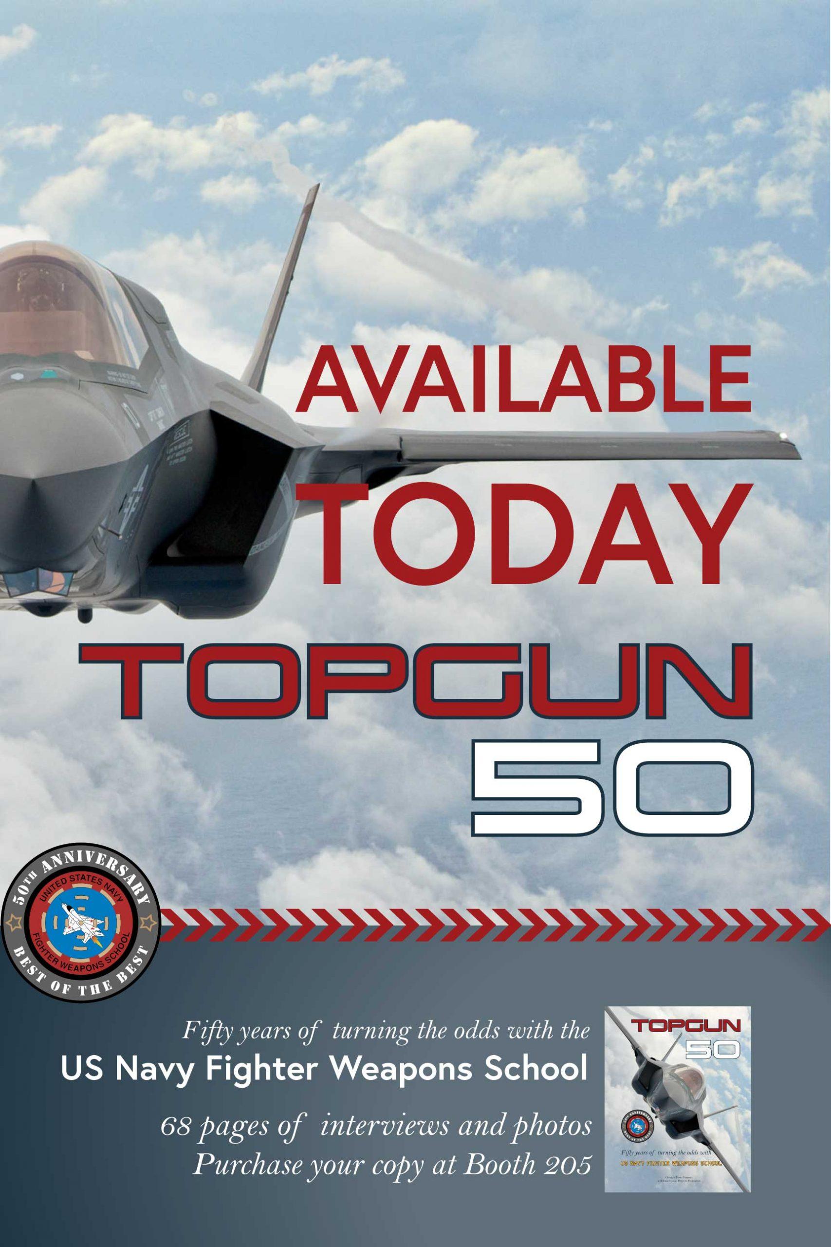 TopGun50-promo-poster
